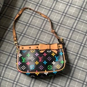 Women's LV Rainbow Monogram